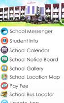 Your school ERP Dashboard